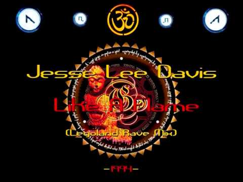 Jesse Lee Davis - Like A Flame (Legoland Rave Mix) ·1994·