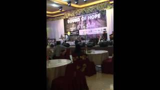 """Tiap Jam - Djitron Pah Sasandu rote solo (Konser Amal """"Jazz To Gospel"""" Oriental Kupang)"""