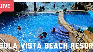INSTAGRAMABLE BEACH RESORT IN BATANGAS | ISOLA VISTA BEACH RESORT