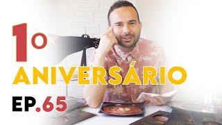 1º Aniversário Meia Gaiola com Presunto SEL e Caloiro Wines - Ep 65