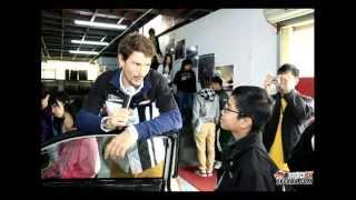 新城電台風馳60分《體驗賽車學英語》HK EVO CLUB
