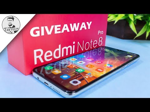 Redmi Note 8 Pro Detailed Unboxing & Giveaway!!!