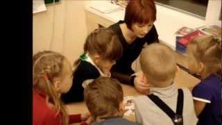 Interlang - обучение детей иностранным языкам (5-е занятие)