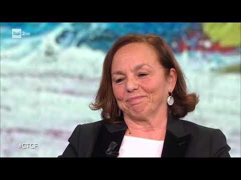 Intervista al ministro dell'Interno Luciana Lamorgese a 'Che tempo che fa'
