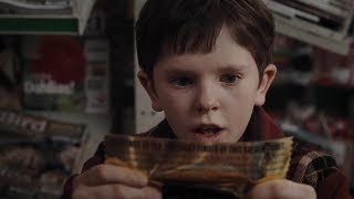 Фильм Чарли и шоколадная фабрика за минуту