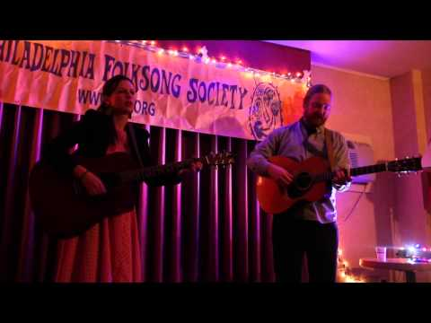 Lovers League- Glass Jaw- live at NERFA with the Philadelphia Folksong Society
