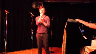 Andy Mientus sings Wildflowers with Our Lady J