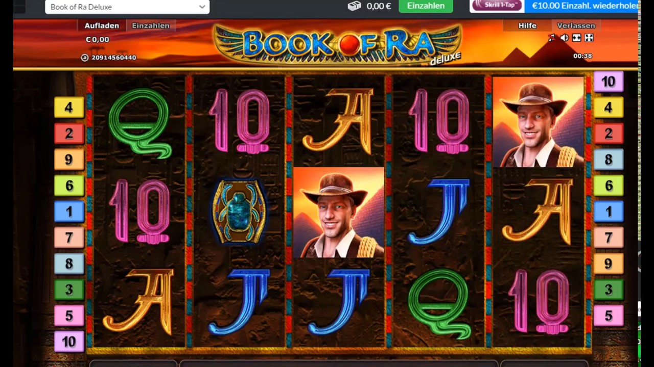 Online Casino Book Of Ra Frau