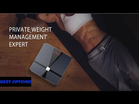 5 Best Body Fat Scale 2020 QUICK, ACCURATE READINGS