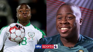 Michael Obafemi on dealing with being released and targeting EURO 2020 selection with Ireland 🇮🇪