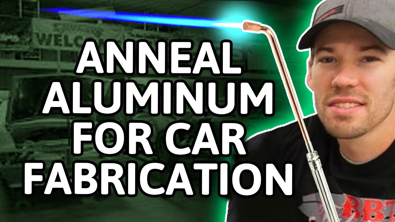 Encourage-Educate-Entertain: Anneal Aluminum for Car Fabrication