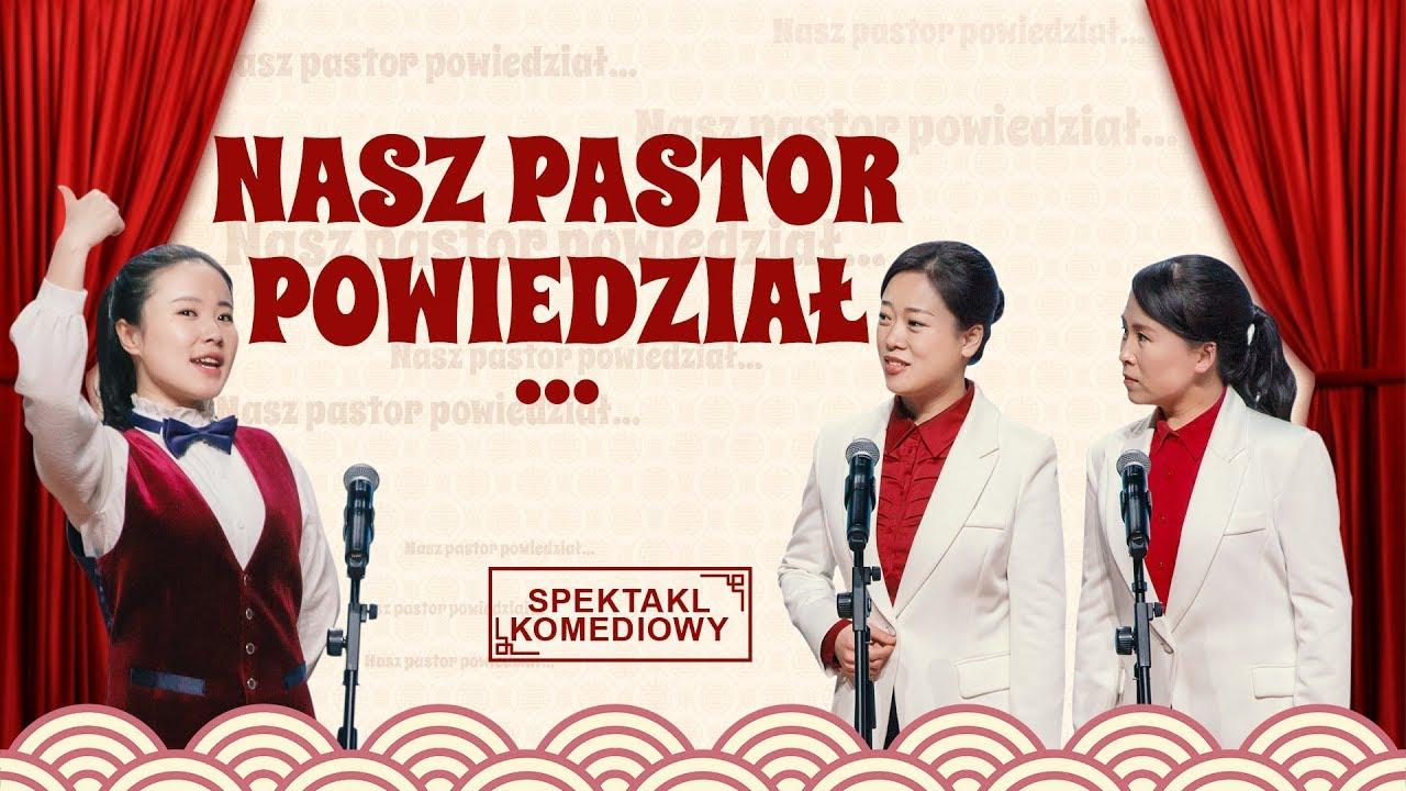 """Chrześcijański wideo """"Nasz pastor powiedział"""" (Dubbing PL)"""