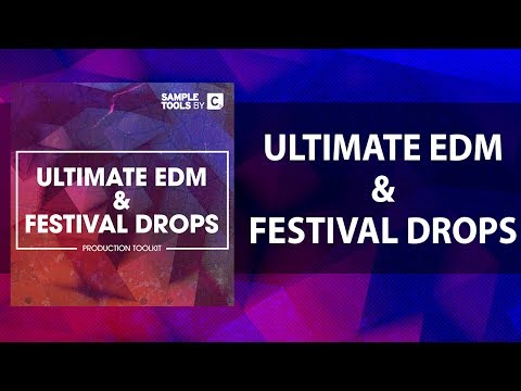 Sample Tools by Cr2 - Ultimate EDM & Festival Drops (Sample Pack)