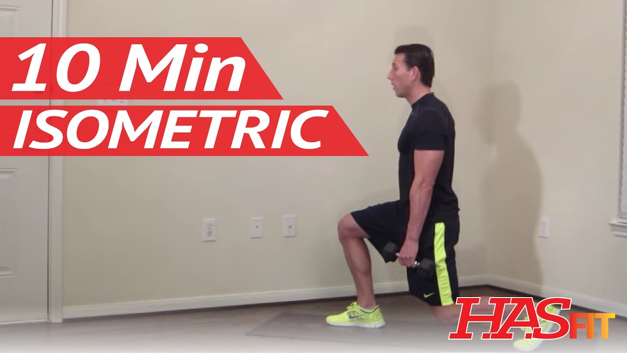 Isometric Training for Incredible Strength | HealthGuidance