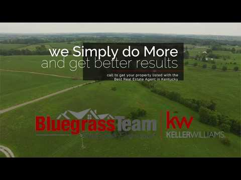 VIDEO - Horse property for sale in Kentucky from the Best Real Estate Agent in Kentucky