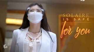 The Solaire Five-Star Experience With A Safety Sea...