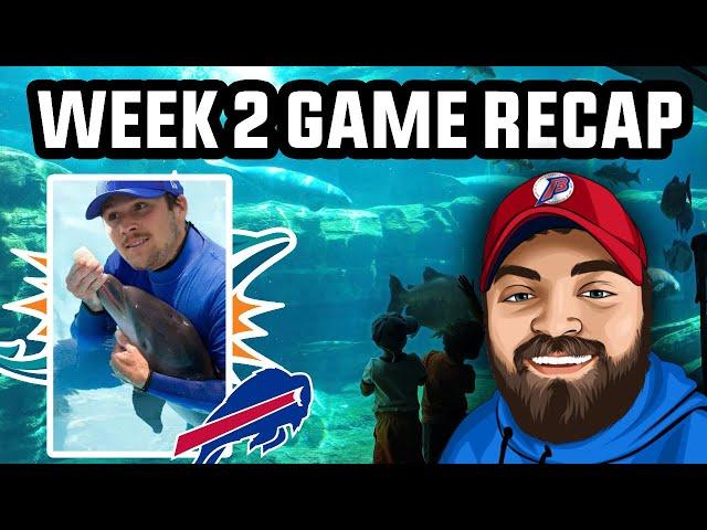 Fish Squished: Buffalo Bills Blank Miami Dolphins