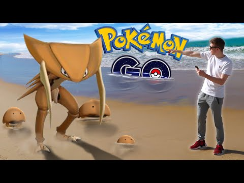 POKEMON GO RARES ON THE BEACH