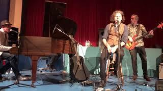Kenny White: Useless Bay. Spottiswoode, Kim, Giulia, Henrik.Skibby Kino 27/4-19 (5)
