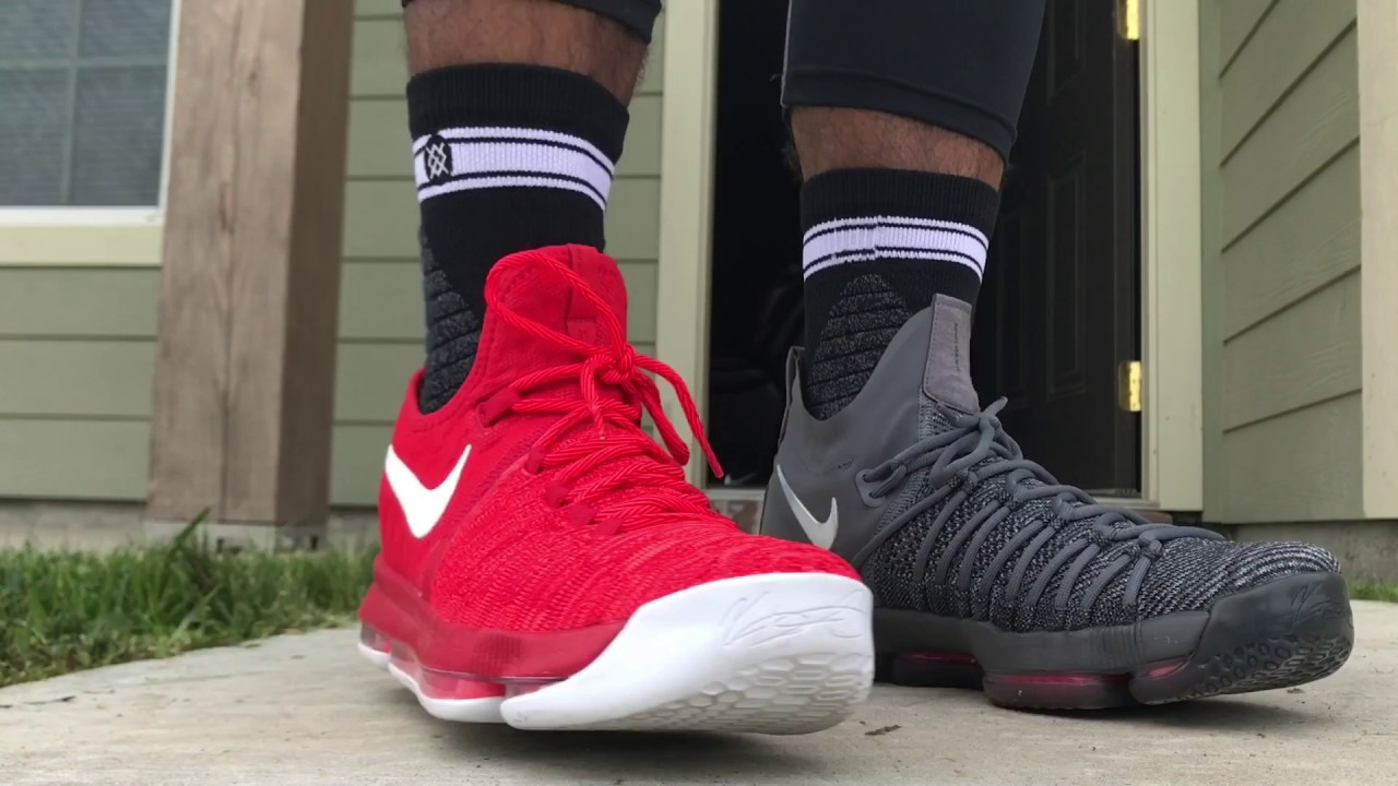 ac7575595c8a KD 9 ELITE PERFORMANCE REVIEW UPDATE KD 9 ELITE SHINING DETAILED LOOK AND  ON FOOT