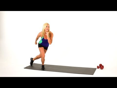 How To Do A Skater | Sexy Legs Workout