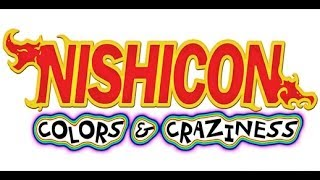 Nishicon 2013 - Impression video - Dealer room/ Merchandise/ Game room/ Cosplay/ Anime