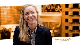 Bettina Aurbach - Volvic Global Marketing Director / Danone Group