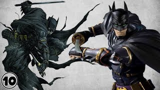 Top 10 Batman Ninja Surprising Facts