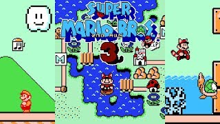 Super Mario Bros. 3: 2ND RUN [#4] • Super Mario Bros. 3 ROM Hack (Playthrough)