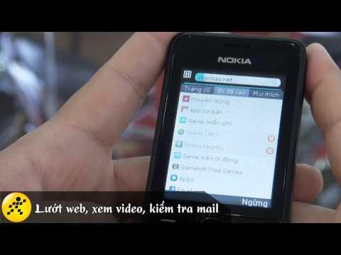 Lướt Web cùng Nokia 301 | www.thegioididong.com