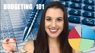 Budgeting 101 pt. 1 | How to Create a Monthly Budget