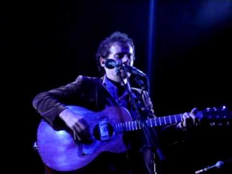 Damien Rice - Volcano Live @ Olympia Hall Paris