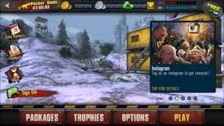 NO ROOT Zombie Frontier 3 Vrs. 1.88 Unlimited Money Mod