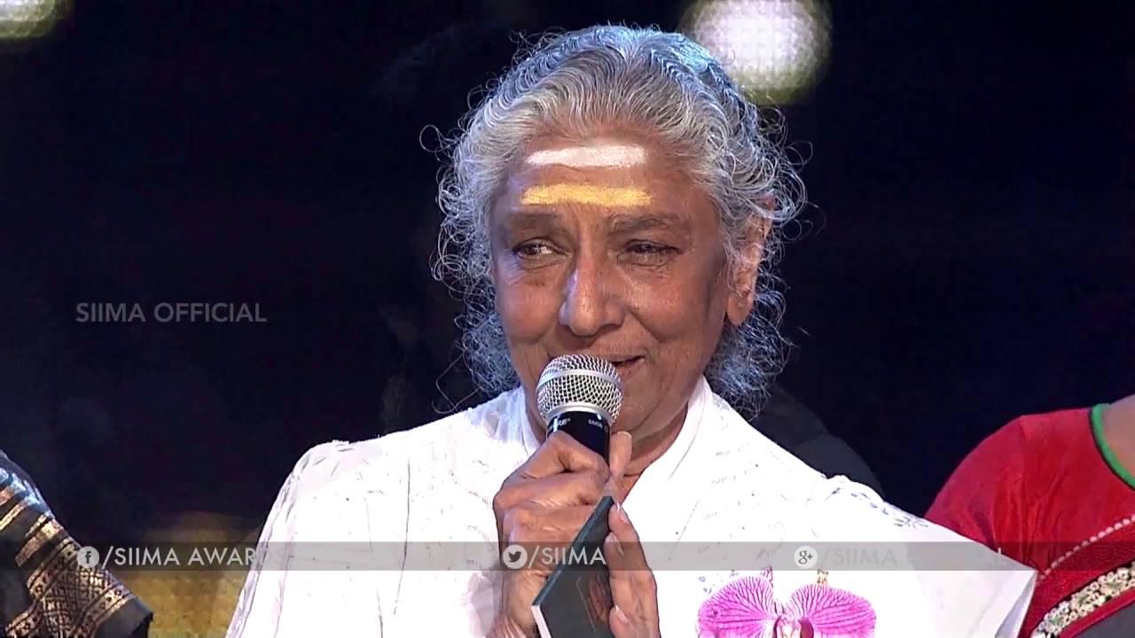 S Janaki Performances Siima 2016 Telugu Youtube