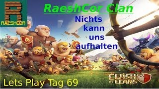 [Deutsch] CLASH OF CLANS RaeshCor Clan Lets Play | Juhuuhuuuu - Wir haben den Clankrieg gewonnen!