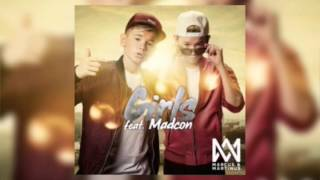 Marcus & Martinus - Girls feat. Madcon (Teaser)