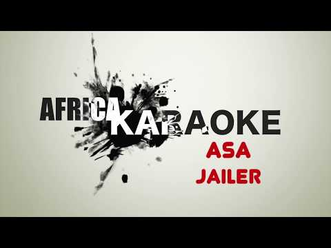 Asa - Jailer | Karaoke Version ( Instrumental + Lyrics)