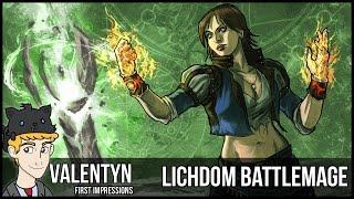 Lichdom Battlemage - PC Gameplay 1440p 60 FPS