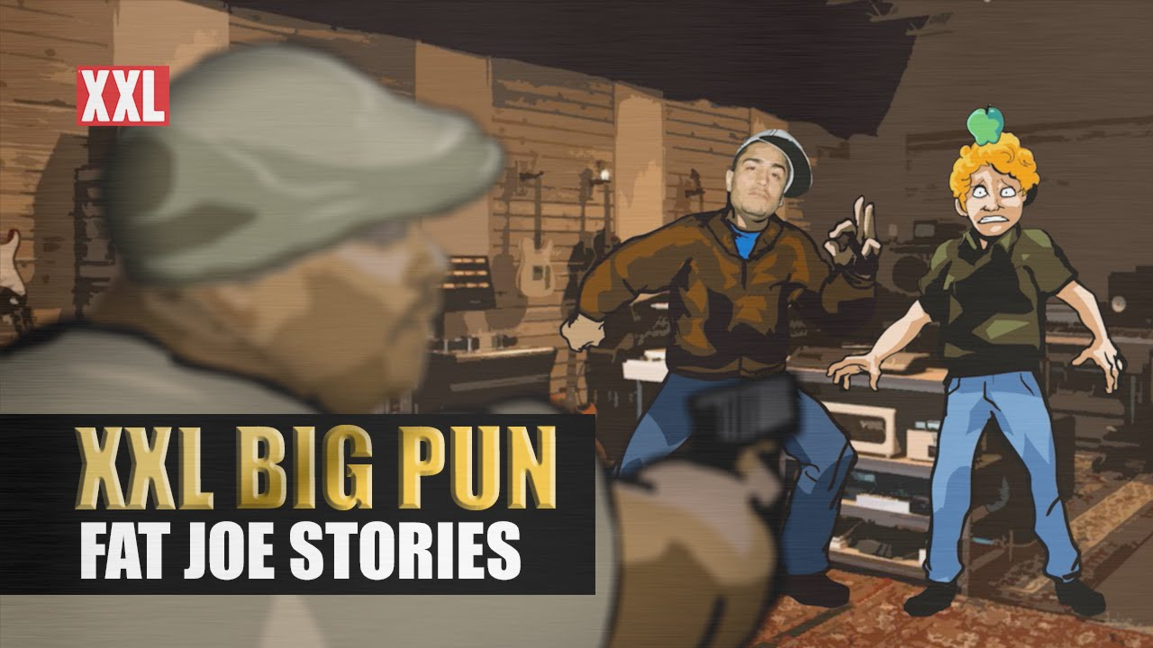 Fat Joe Tells a Funny Story About How Big Pun Got Terror Squad Banned From a Studio