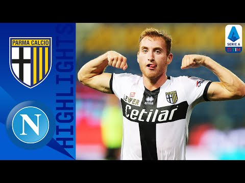 Parma Napoli Goals And Highlights