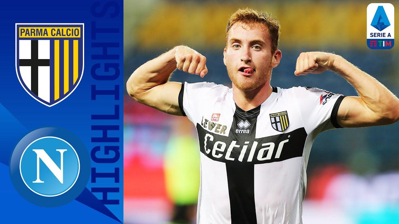 Parma 2-1 Napoli