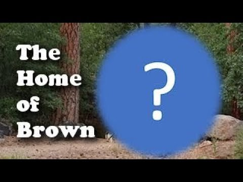 Repeat Could this be the Home of Brown in Forrest Fenn's Poem? by