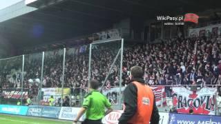 25.02.2012 Cracovia - Jagiellonia Białystok 0:0 (WikiPasy.pl)