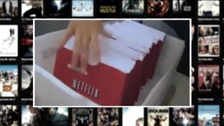 La historia de Netflix
