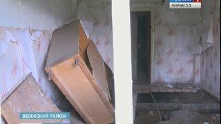 Жители аварийного дома посёлка Приволжский обратились в региональное отделение ОНФ – Вести Марий Эл