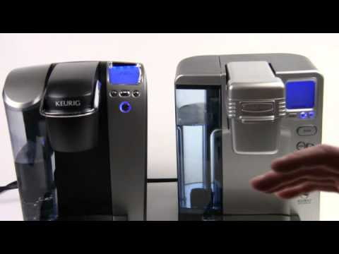 Cuisinart Vs Keurig Compare Single Serve Coffee Makers Youtube