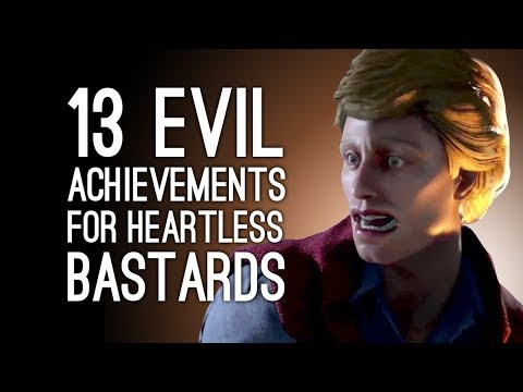 Thumbnail: 13 Evil Achievements for Heartless Bastards: The Return