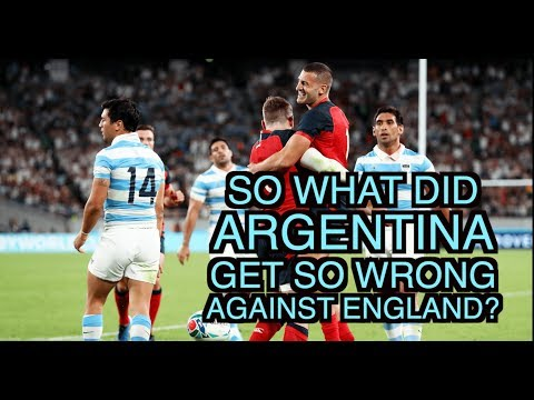 So What Did Argentina Get Wrong Against England? | The Squidge Report