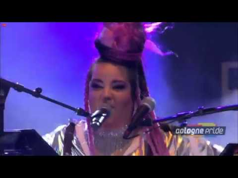 CSD 2019 Cologne - Netta LIVE! starting at 16 min. + farewell!