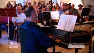 Festival Vélez Blanco 2015, Al Ayre Español, Joan Cabanillas, Tiento de segundo tono